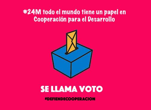 La cooperación al desarrollo mejora su posicionamiento en los programas electorales de los próximos comicios, pero aún es insuficiente en muchos de los casos