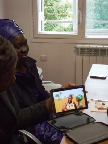 Las mujeres proponen una mesa de negociación para la paz a todas las partes implicadas en el conflicto de Casamance, Senegal