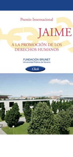 Convocado el Premio Internacional Jaime Brunet 2015