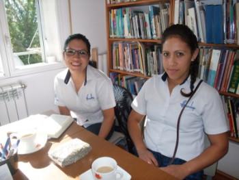 La Coordinadora recibe la visita dela organización guatemalteca FUNDAP