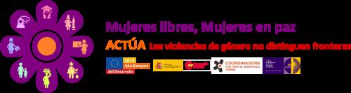 """Ya tenemos video para la Campaña """"Mujeres libres, Mujeres en paz. ACTÚA, las violencias de género no distinguen fronteras""""."""