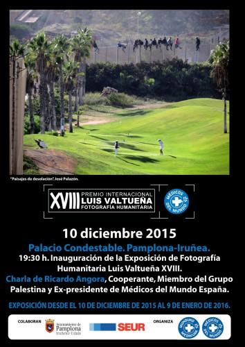 charla y expo Luis Valtueña 2015