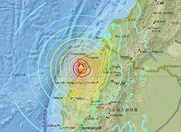 Terremoto en Ecuador: la ayuda inmediata es esencial para salvar vidas