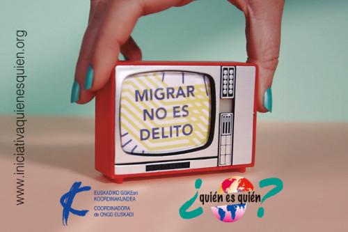 """Video """"Migrar no es delito"""" y algunas ideas para apoyar a las personas refugiadas"""