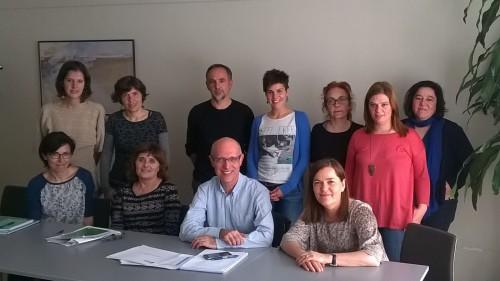 Asturias se interesa por el programa de Escuelas Solidarias de Navarra en el que participan 41 centros