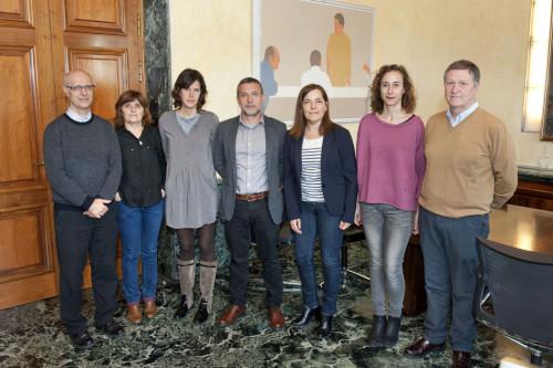 La Coordinadora de ONGD de Navarra firma un Convenio de colaboración con el Gobierno foral