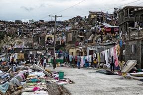Seis delegaciones navarras de ONGD, activan la emergencia con Haití
