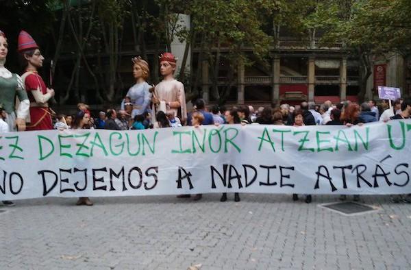 manifestación 17O