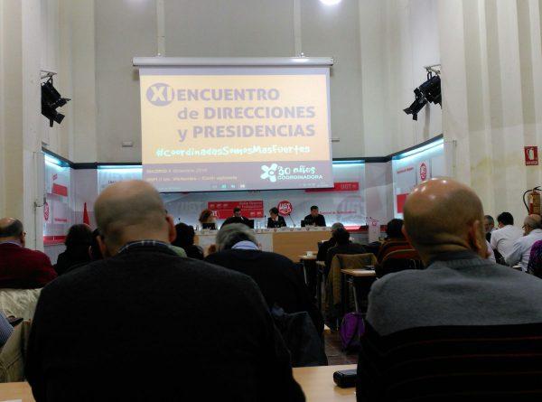 En el encuentro anual de las Coordinadoras autonómicas