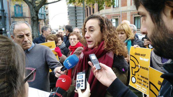 """""""Creemos que el Gobierno de Navarra no apuesta por la solidaridad internacional"""" Patricia Ruiz de Irizar, presidenta de la CONGDN"""