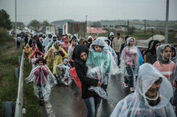 Oxfam denuncia la falta de acogida a la inmensa mayoría de refugiados sirios