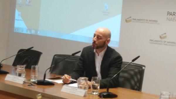 Diálogos 2030 en el Parlamento de Navarra, impulsados por la Coordinadora