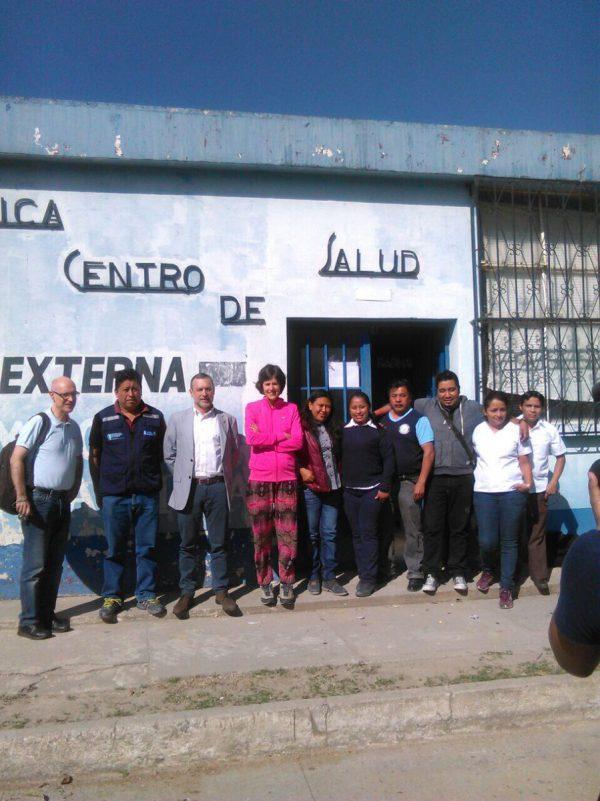 Viaje a Guatemala con el Gobierno de Navarra