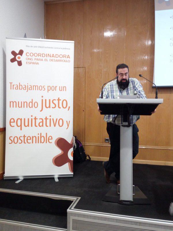 Presentes en la Asamblea de la Coordinadora Española de ONGD