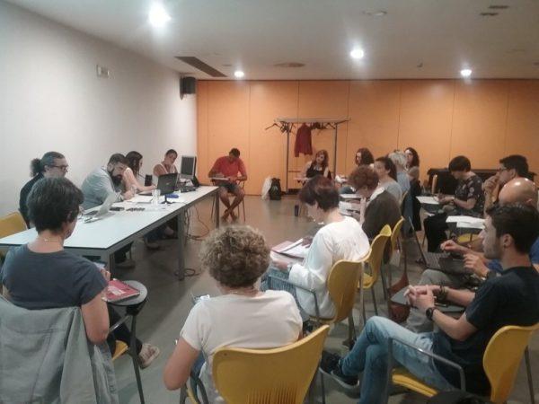 Reunión en Pamplona de la red de Coordinadoras autonómicas de ONG de desarrollo
