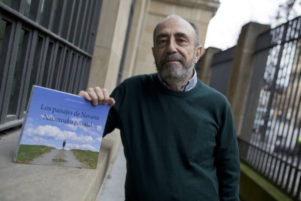 Javier Pagola, Pañuelo de Pamplona-Iruñeko Zapia