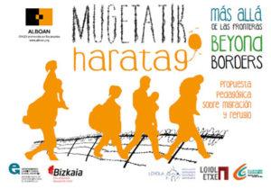 Más allá de las Fronteras- Mugetatik Haratago