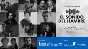 Exposición sonora #ELSONIDODELHAMBRE @ UNED Tudela