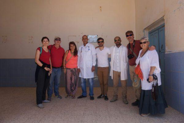 Tafalla presente en la celebración del 45º aniversario del Frente Polisario