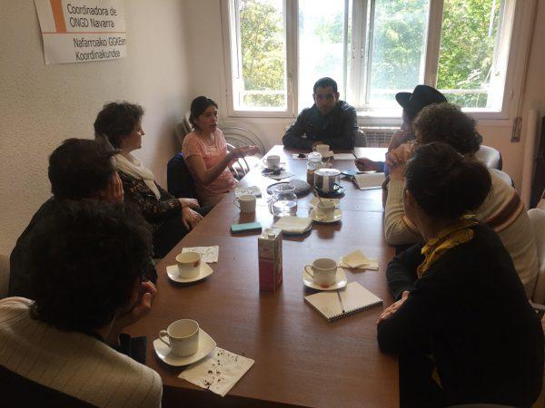 Recibimos la visita de la Cooperativa CAES Piura (Perú) y conocemos un poco más sobre la panela