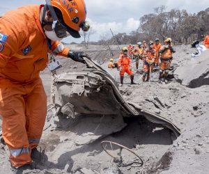 Emergencia en Guatemala tras la erupción del Volcán de Fuego. 3 ONGD de la Coordinadora Navarra en la zona
