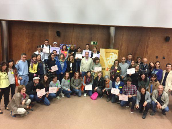 Cierre de la IX Edición de Escuelas Solidarias con un Encuentro entre alumnado, profesorado y ONGD.