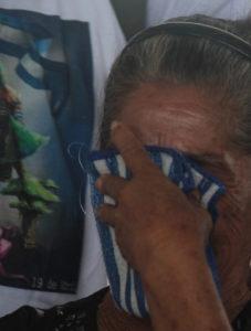 La Coordinadora Estatal pide al Gobierno nicaragüense el cese de la represión y el respeto a los derechos humanos