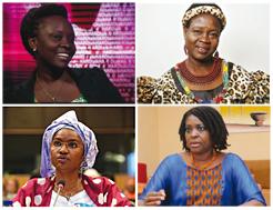 Activistas africanas en defensa de los derechos humanos obtienen el XVI Premio Internacional Navarra a la Solidaridad