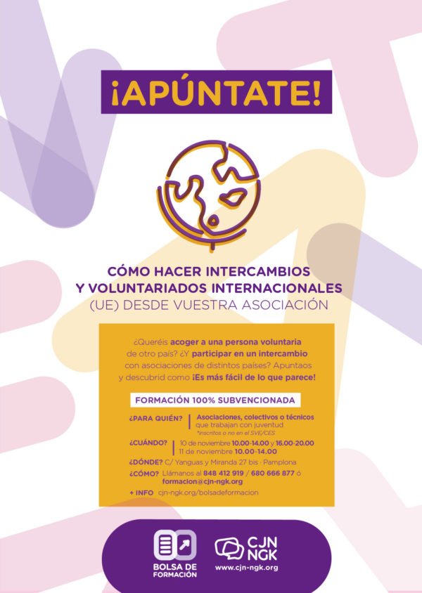 Como hacer intercambios y voluntariados internacionales