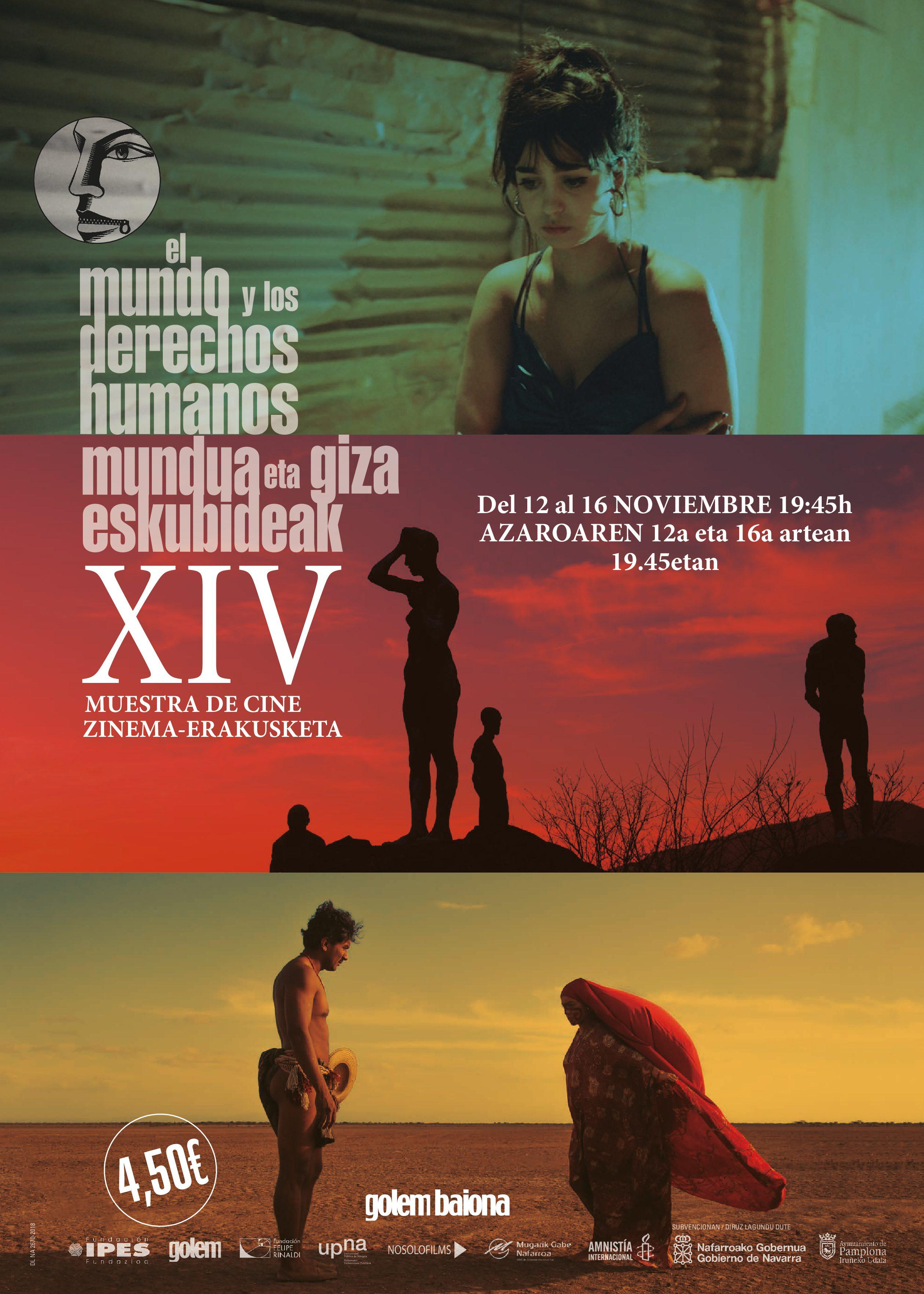 Muestra de cine. El Cine y los Derechos Humanos