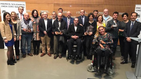 """El programa """"Escuelas Solidarias"""" una de las propuestas premiadas en el IV Premios Solidarios Onda Cero Navarra"""