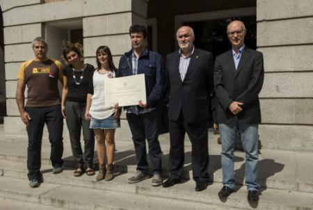 Foto Premio Vicente Ferrer