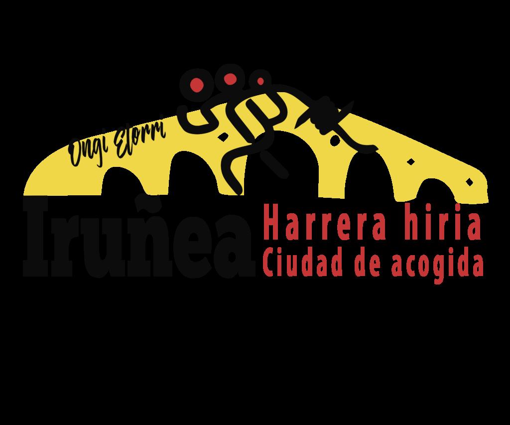 Iniciativa ciudadana Iruña ciudad de acogida / Iruñea Harrera-hiria