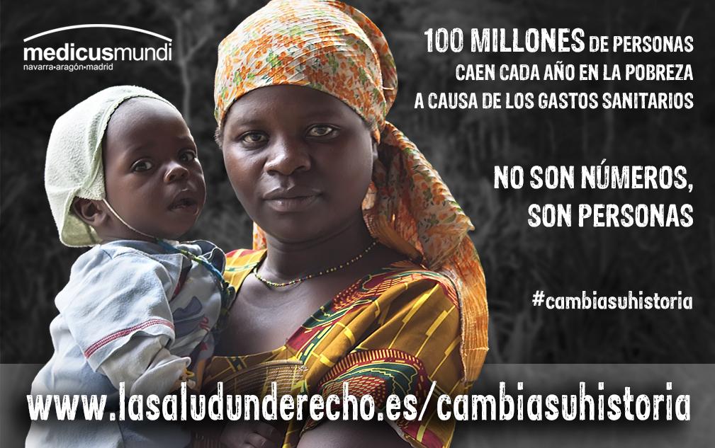 #CambiaSuHistoria