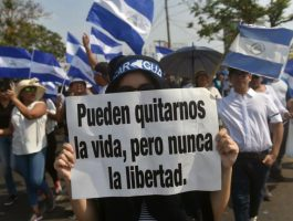 Condenamos la oleada de criminalización de las organizaciones sociales por parte del Gobierno de Nicaragua