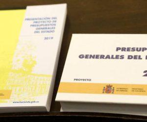 Presupuestos Generales del Estado 2019.