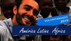 Voluntariado 2019 para América Latina y África (Fundeo)