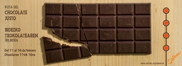 Ruta del Chocolate Justo – 11 al 16 de febrero