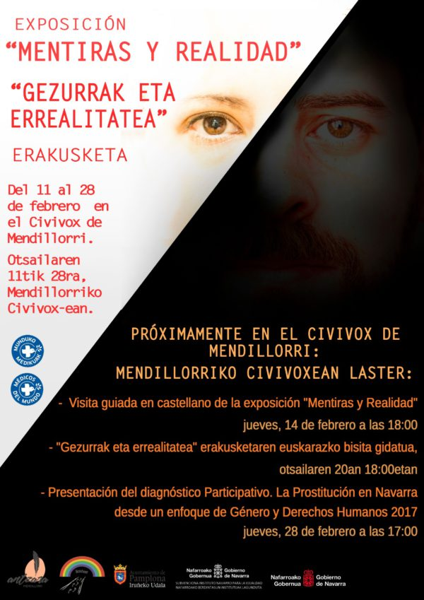 """Exposición de fotografía """"Mentiras y Realidad"""""""