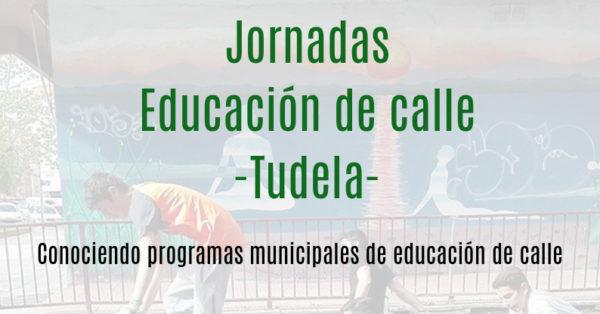 Jornadas sobre Educación de calle. Tudela