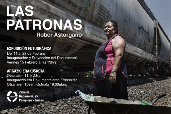 """Exposición """"Las Patronas"""""""
