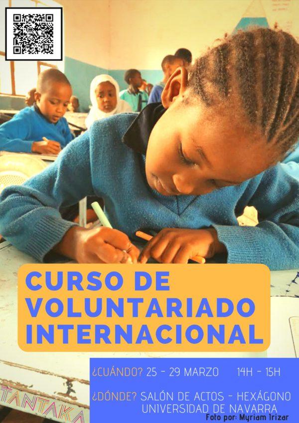 Curso de Voluntariado Internacional