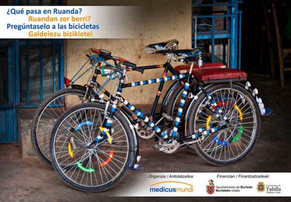 Exposición fotográfica sobre Ruanda