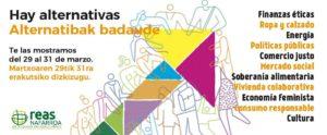 Feria de Economía Solidaria de Navarra @ Geltoki (Antigua Estación de autobuses de Pamplona)