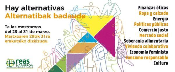 Feria de Economía Solidaria de Navarra
