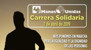 Carrera solidaria 60 Aniversario (inscripciones hasta 4 Abril)