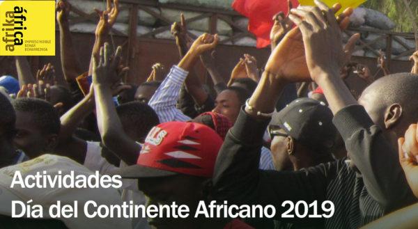 Actos por el Día del Continente Africano