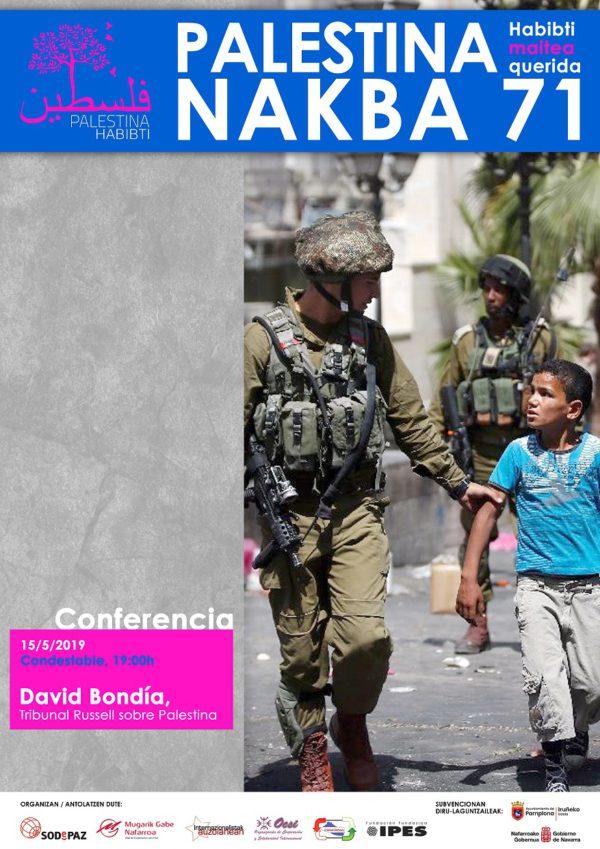 Conferencia: Tribunal Russel sobre Palestina.