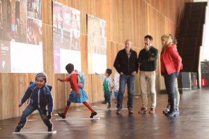 """Exposición fotográfica """"Caminos a la escuela"""" @ Casa de Cultura de Burlada"""