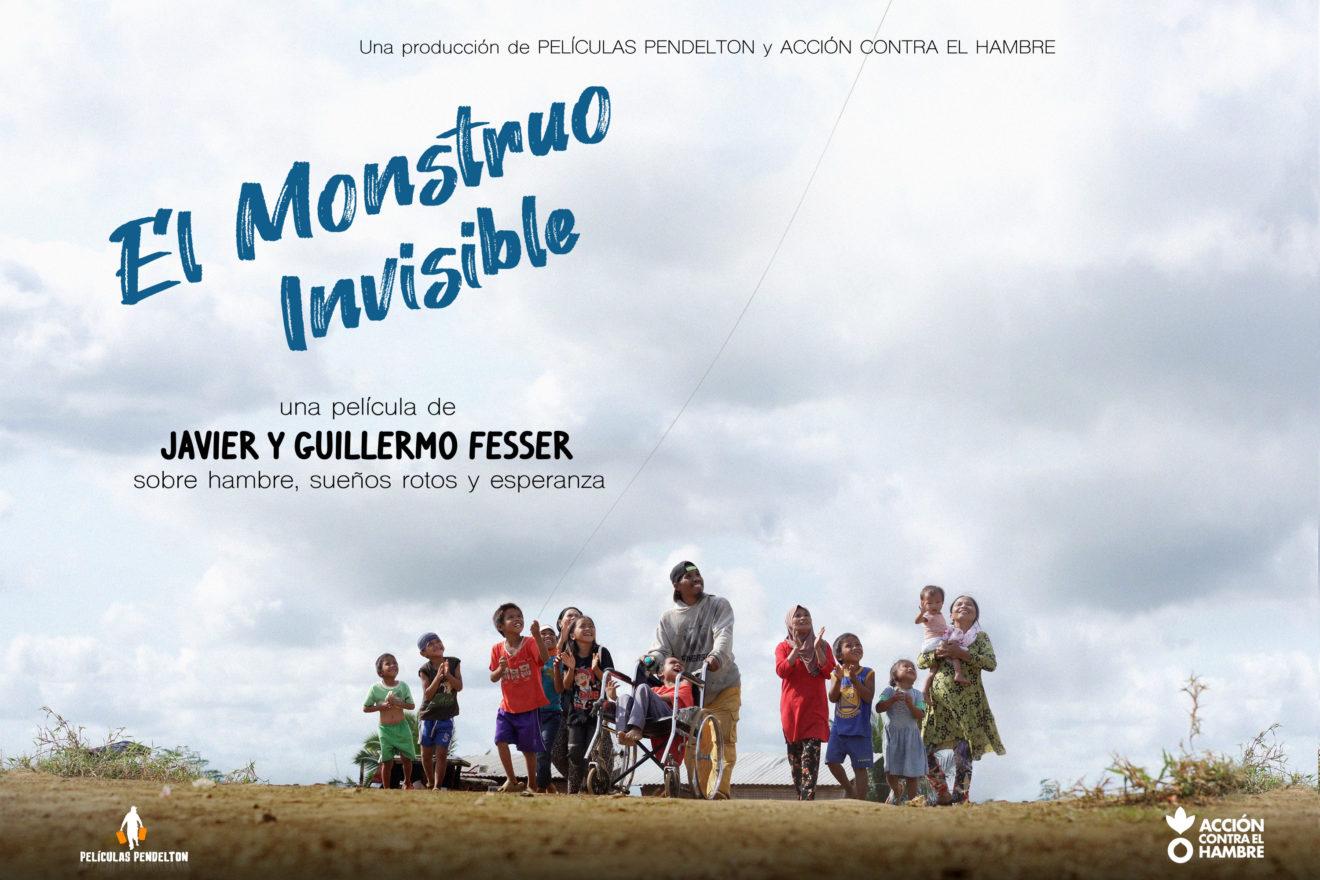 """Cortometraje """"El Monstruo Invisible"""" (Agenda de proyecciones)"""